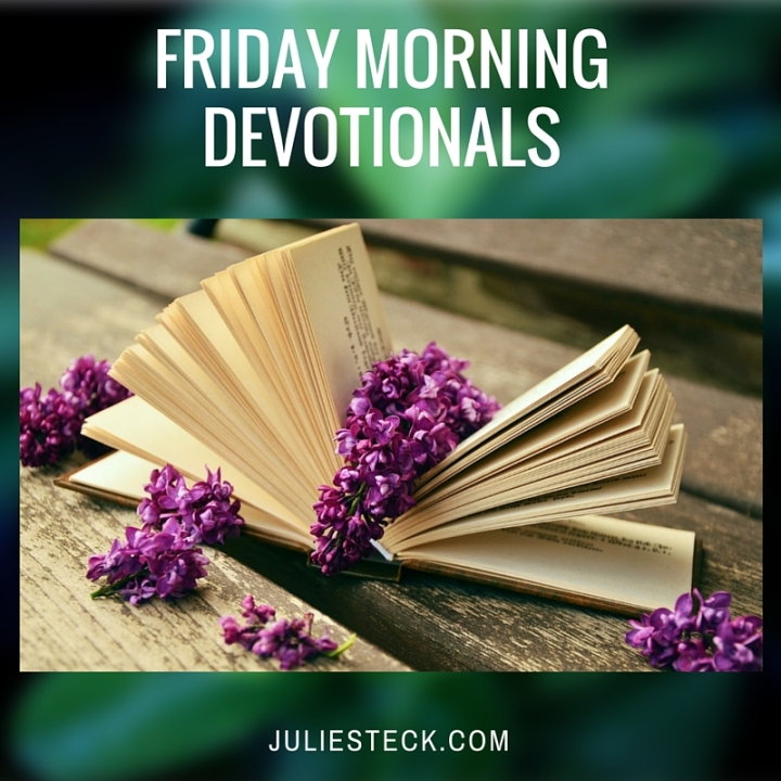 friday devotional