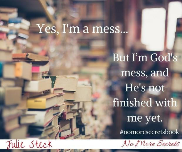 God's mess